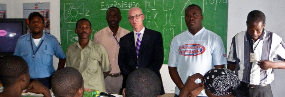 Prison assessment - Haiti